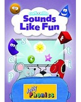 Jolly Phonics Cartoonito DVD