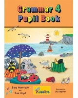 Jolly Phonics - Grammar 4 Pupil Book