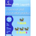Grammar and Punctuation (Collins Easy Learning Age 5-7)