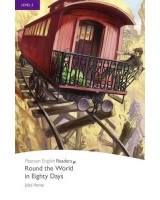 Round the World in Eight Days Book and MP3 Pack