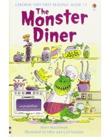 The Monster Diner (First Reading)