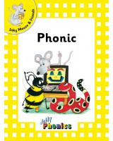 Jolly readers level 2 jolly phonics (Inky mouse & friends)