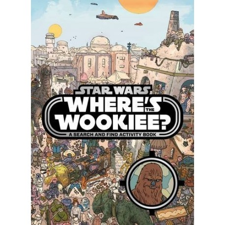 Star Wars Where's the Wookiee