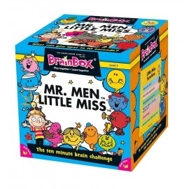 Brainbox Mr Men & Little Miss