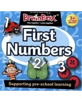 Brainbox my first numbers