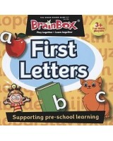 Brainbox My first letters