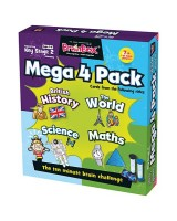 BrainBox Key Stage 2 Mega Pack Game