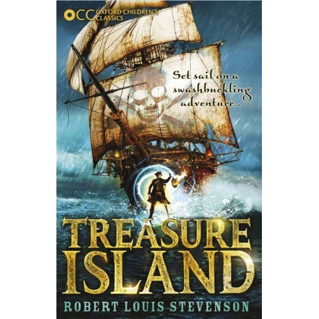 Treasure Island (Oxford Children's Classics)
