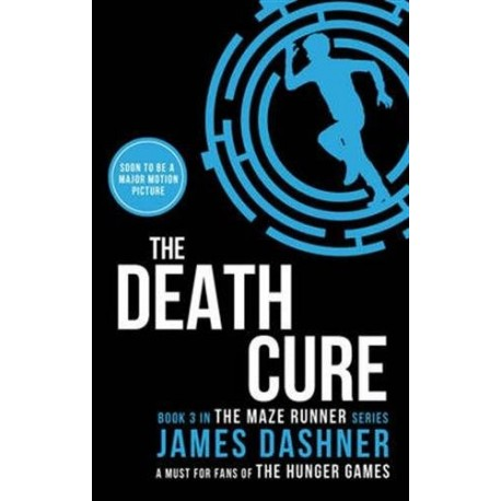 The death cure  (Maze runner book 3)
