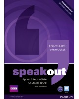 Speakout Upper Intermediate Students book and DVD/Active Book Multi Rom Pack