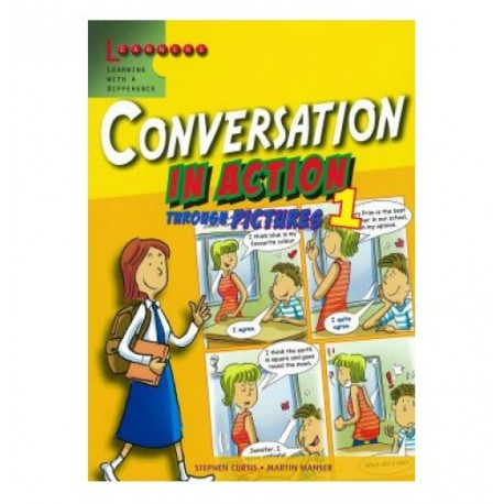 Conversation in action through pictures 1