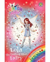 Lola the Fashion Show Fairy (Rainbow Magic: The Fashion Fairies)