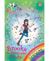 Brooke the Photographer Fairy (Rainbow Magic: The Fashion Fairies)