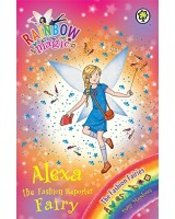 Alexa the Fashion Reporter Fairy (Rainbow Magic: The Fashion Fairies)