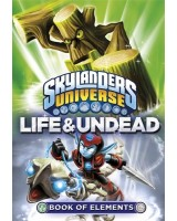 Skylanders Book of Elements: Life and Undead