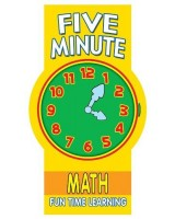Five Minute Math: Fun Time Learning