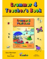 Jolly Phonics Grammar 4 Teachers Book
