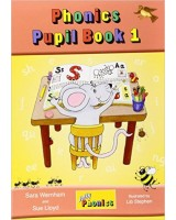 Jolly Phonics Pupil Book: Book 1