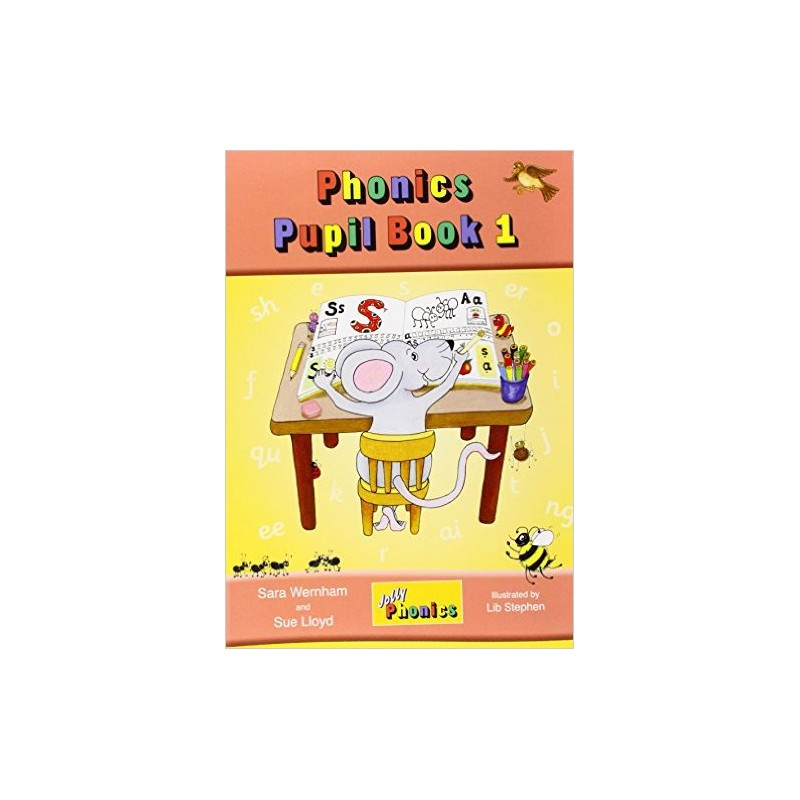 jolly phonics book 1 pdf