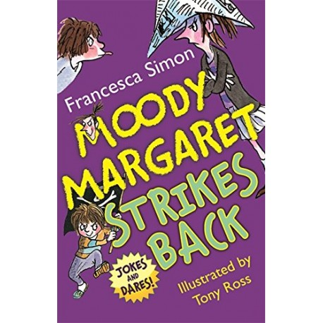 Moody Margaret Strikes Back Horrid Henry