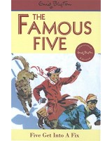 Five Get into a Fix (Famous Five)