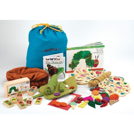 Story sack The very hungry caterpillar