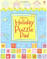 Holiday Puzzle Pad (Usborne Activity Pads)