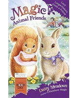 Lucy Longwhiskers Finds a Friend (Magic Animal Friends)