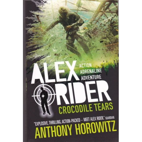 Alex Rider mission 8: Crocodile tears