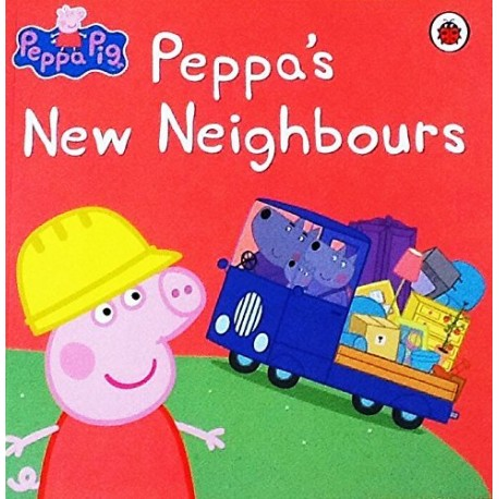 Peppa Pig: Peppa's New Neighbour