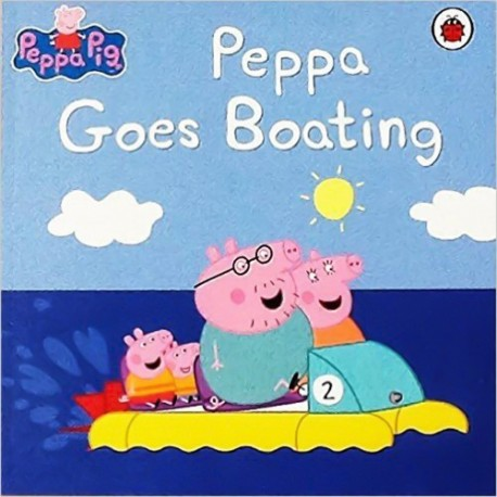 Peppa Pig: Peppa Goes Boating