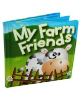 Bath book - My farm friends