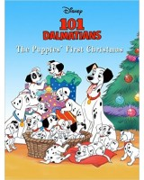 101 dalmatians puppies' first Christmas