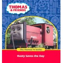 Thomas and friends -Rusty saves the day