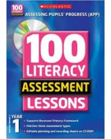 100 literacy assesment lessons year 1