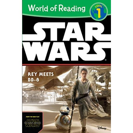 The Force Awakens: Rey Meets BB-8: Level 1