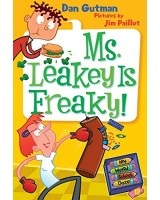 My Weird School Daze 12: Ms. Leakey Is Freaky!