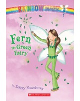 Rainbow magic - Fern the green fairy