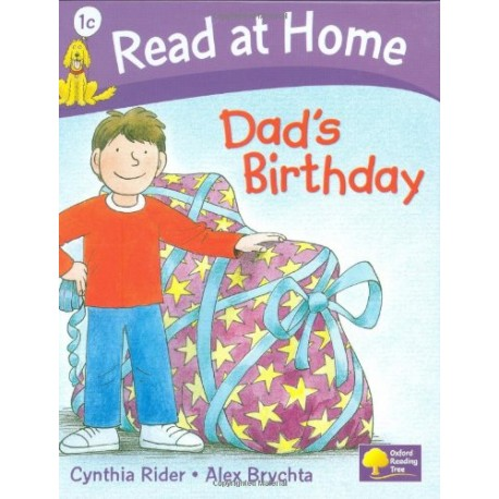 Read at Home: Dad's Birthday, Level 1c