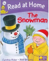 Read at Home. The Snowman (Level 1A)