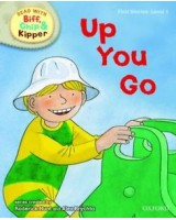 Up you go (First Stories, Level 1)