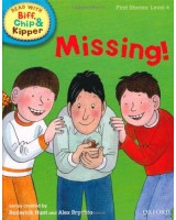 Missing  (Read with Biff, Chip and Kipper: First Stories, Level 4)