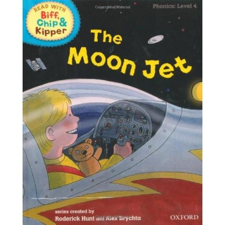 The moon jet (Read With Biff, Chip, and Kipper: Phonics: Level 4)