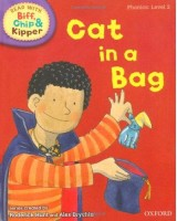 Cat in a a bag (Read With Biff, Chip, and Kipper: Phonics. Level 2)