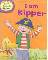I am keeper (Read with Biff, Chip, and Kipper: Phonics: Level 2)