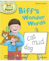 Biff's wonder words (With Biff, Chip, and Kipper: Phonics: Level 1)