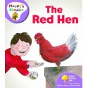 The red hen (Level 1+: Floppy's Phonics)