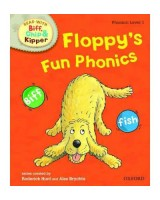 Floppy's fun phonics (Read With Biff, Chip, and Kipper: Level 1: Phonics: Floppy's Fun Phonics)