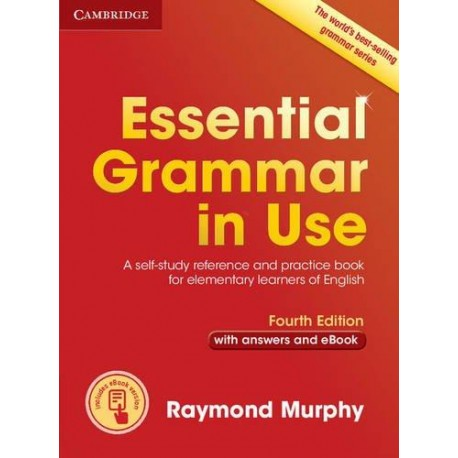 Essential Grammar in Use (Ed. en Español) + CD-ROM