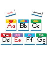 Alphabet Bulletin Board Set